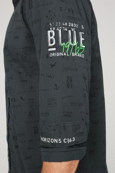 Košile CB2108-5216-11 black|XXL - 6