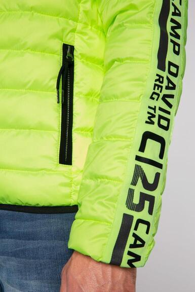 Bunda CB2155-2237-62 neon lime XXXL - 6