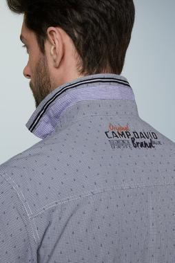 shirt 1/2 chec CCB-2002-5639 - 6/7
