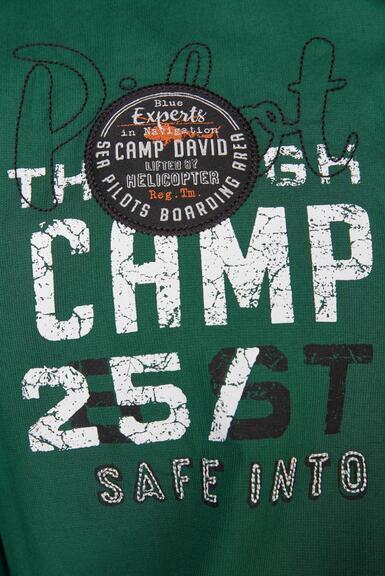 Košile CCB-2010-5256 green sea|L - 6