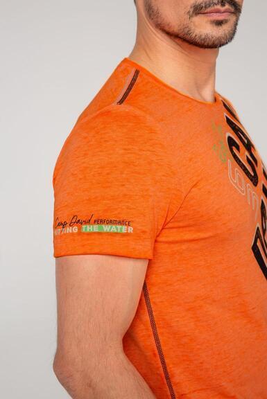 Tričko CCB-2102-3774 speed orange|M - 6