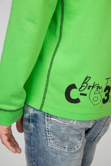 Mikina CCB-2102-3778 tech green|XL - 6