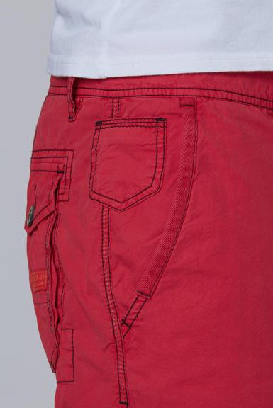 Bermudy CCG-2003-1708 red orange|L - 6