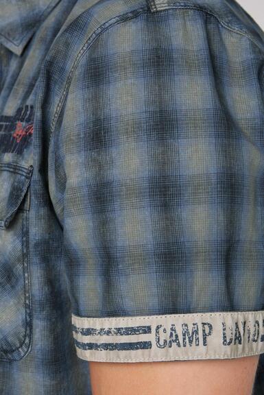 Košile CCG-2012-5675 wild khaki/black|XXL - 6