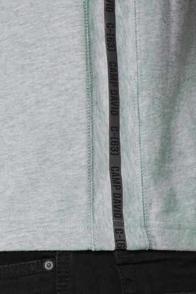 Tričko CS2108-3247-31 grey melange|M - 6