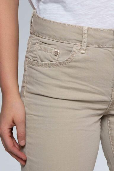 Džínové kalhoty SDU-1900-1455 beige|31 - 6