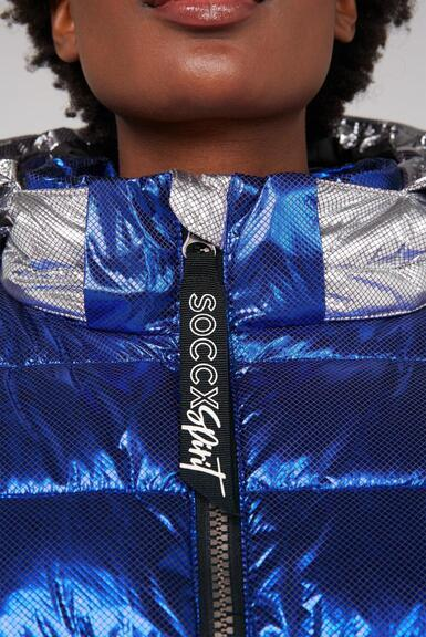 Bunda SP2155-2300-32 metallic blue|L - 6