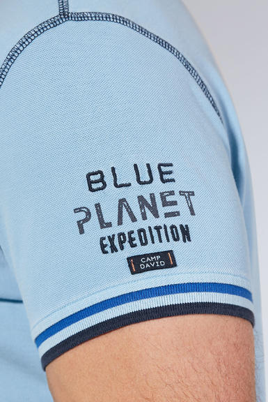 Polotričko CCB-1908-3003-1 aero blue|M - 6