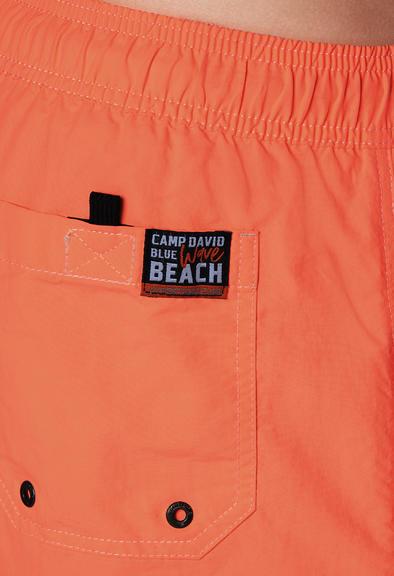 Plážové kraťasy CCB-2004-1625 neon orange|XXL - 6