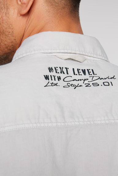 Košile CCG-2009-5342 silvery|XL - 6