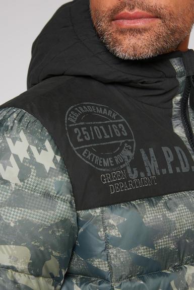 Péřová bunda CCG-2055-2362 khaki|XL - 6
