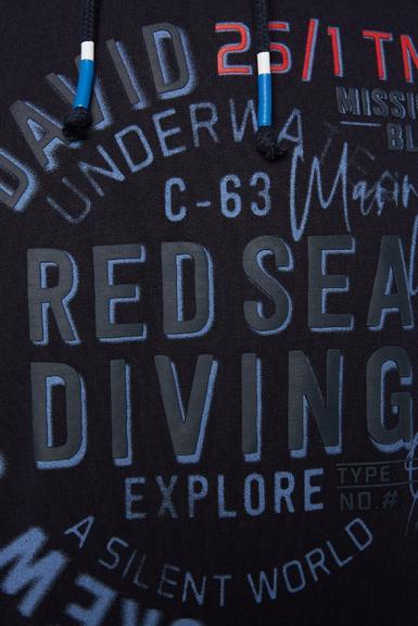 Mikina CCU-2000-3163 Deep Sea|M - 6