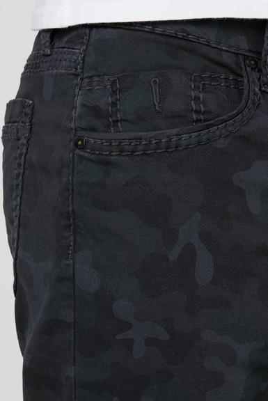 Džínové kraťasy CDU-2000-1808 camouflage|30 - 6