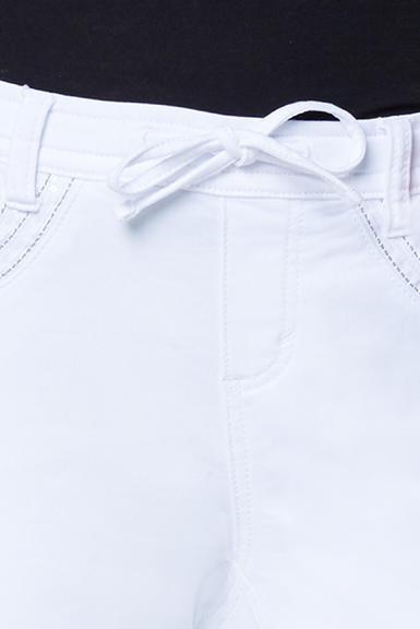 Džíny SDU-2000-1827 white|30 - 6