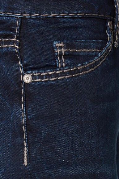 Džíny SDU-2055-1567 dark blue|32 - 6