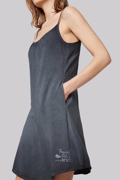 Letní šaty SPI-2003-7991 Anthra S - 6