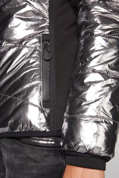 Bunda SPI-2055-2437 silver M - 6