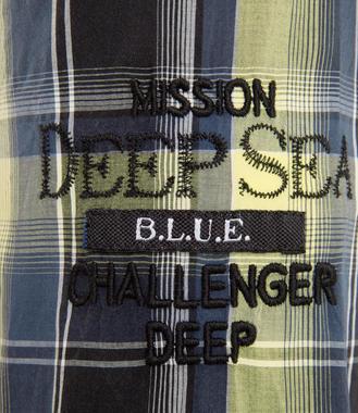 shirt 1/1 chec CCB-1709-5752 - 6/7