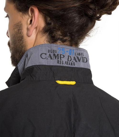 Košile CCB-1709-5753 black|XXL - 6