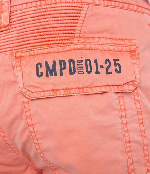 bermudy CCB-1804-1426 faded orange|XXXL - 6