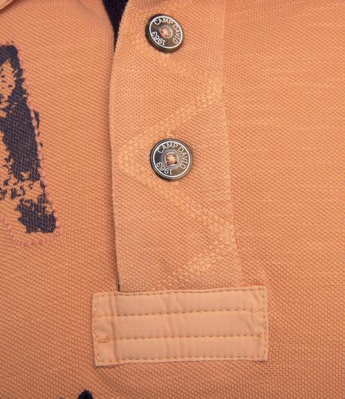 polotričko  CCB-1804-3413 faded orange|S - 6