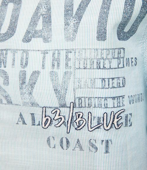 košile CCB-1804-5418 old aqua|XXL - 6