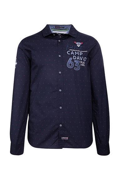 Košile CCB-1907-5848 Vintage Navy|S - 6