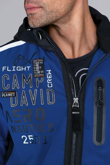 Softshellová bunda CCB-1908-3751-2 flight blue|L - 6