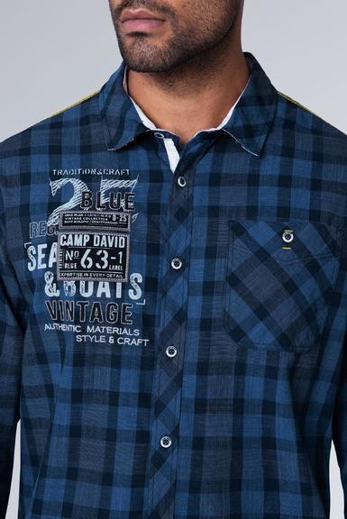 Košile CCb-1909-5028 Blue Haze|S - 6