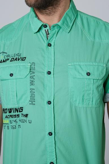 Košile CCB-1912-5429 azure|S - 6