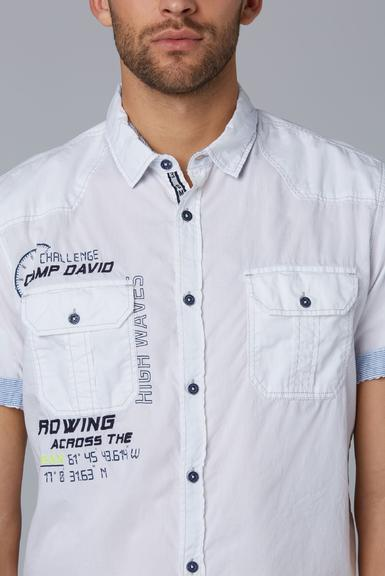 Košile CCB-1912-5429 opticwhite|S - 6