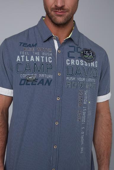 Košile CCB-1912-5430 blue navy|S - 6