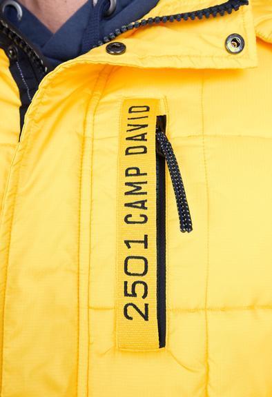 Bunda CCB-1955-2037 industrial yellow S - 6