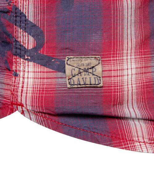 Košile CCG-1902-5395 big red|S - 6