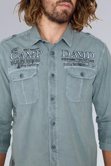 Košile CCG-1908-5064 fog blue S - 6