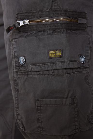 Kalhoty CCG-1911-1359-1 Mud|31 - 6