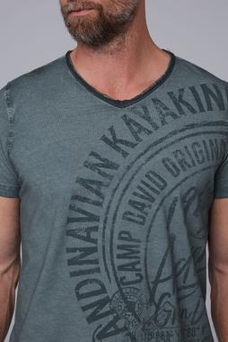 t-shirt 1/2 v- CCG-1911-3450 - 6/7