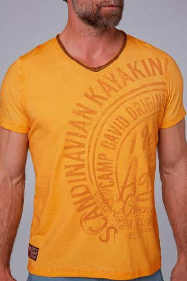 Tričko CCG-1911-3450 Yellow Morning|S - 6