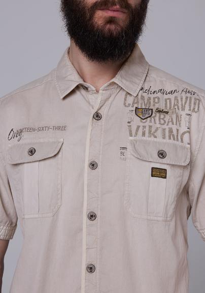 Košile CCG-1911-5460 Paperbark|S - 6