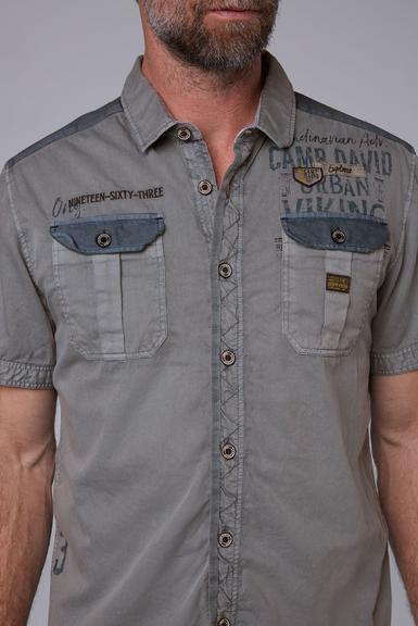 Košile CCG-1911-5460 Viking Blue|M - 6