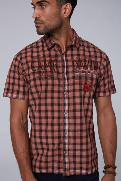 Košile CCG-1911-5462 Rust|S - 6