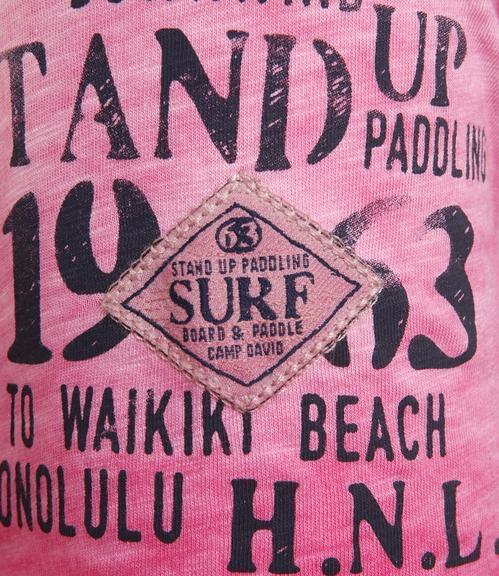 Tričko CCU-1855-3595 deep pink|XXL - 6