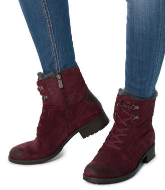 lace up boot SCU-1755-8946 - 6/6