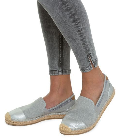 Espadrilky SCU-1855-8516 light grey|41 - 6