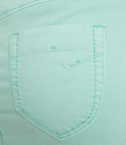 Džínová sukně SDU-1900-7392 soft green S - 6
