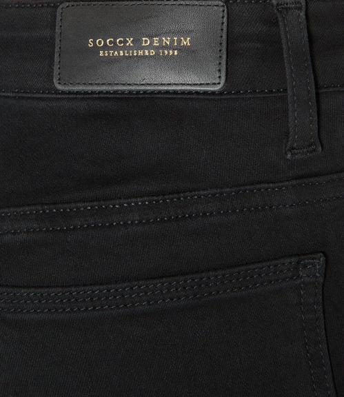 Strečové Džíny Comfort Fit SDU-9999-1700 Black|29 - 6