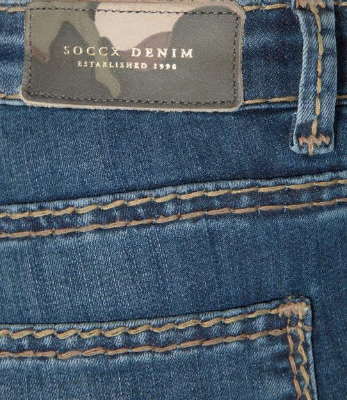 Slim Fit Jeans SDU-9999-1709 Vintage 25 - 6