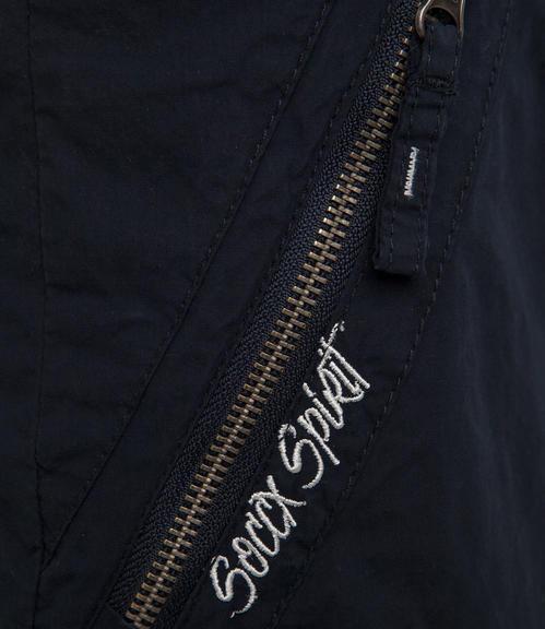 Sportovní šaty SPI-1704-7001 caribbean sea XS - 6