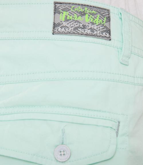 kraťasy SPI-1805-1245 pastell green|XS - 6