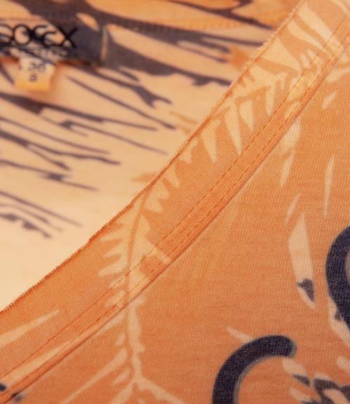 Tričko SPI-1902-3152 lush orange|XS - 6